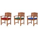 All Things Cedar TC20-2 Dining Chair Cushion