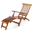 All Things Cedar TF53 5 - Position Steamer Chair