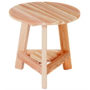 All Things Cedar TP22U Tripod Table