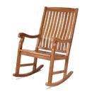 All Things Cedar TR22 Teak Rocking Chair