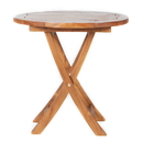 All Things Cedar TS26 Teak Side Table