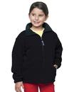Bayside 1115 1115 Youth Zip Fleece Jacket