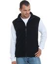 Bayside 1120 1120 Full Zip Fleece Vest