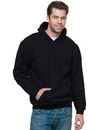 Bayside 2160 Union Made Hooded Pullover Sweatshirts