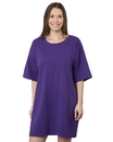 Bayside 3303 3303 Scoop Neck Cover-Up