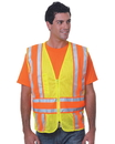 Bayside 3787 Mn-Dot Spec Vest Class 2 Level 2 Protection For Road Worker