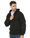 Bayside 900 Full Zipper Fleece W/ Hood