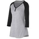Augusta Sportswear 1263 Ladies Rave Henley