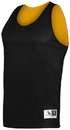 Augusta Sportswear 136 Reversible Mini Mesh League Tank