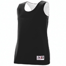 Augusta Sportswear 147 Ladies Reversible Wicking Tank