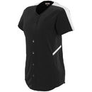 Augusta Sportswear 1654 Ladies Closer Jersey