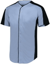 Augusta Sportswear 1656 Youth Full Button Baseball Jersey