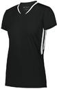 Augusta Sportswear 1683 Girls Full Force Short Sleeve Jersey