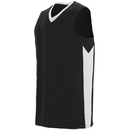 Augusta Sportswear 1713 Youth Block Out Jersey