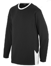 Augusta Sportswear 1717 Block Out Long Sleeve Jersey
