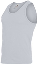 Augusta Sportswear 181 Youth Poly/Cotton Athletic Tank