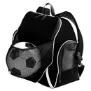 Augusta Sportswear 1831 Tri-Color Ball Backpack
