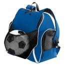 Augusta Sportswear 1831 Tri-Color Ball Backpack