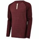 Augusta Sportswear 2150 Linear Fusion Long Sleeve Henley