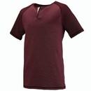 Augusta Sportswear 2152 Linear Fusion Short Sleeve Henley