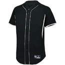 Holloway 221025 Full Button Baseball Jersey