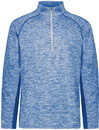 Holloway 222674 Youth Electrify Coolcore 1/2 Zip Pullover