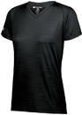 Holloway 222763 Ladies Converge Wicking Shirt