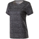 Holloway 229372 Ladies Space Dye Shirt Short Sleeve