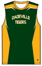 Holloway 22S192 Sublimated Fitted Track Jersey