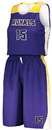 Holloway 22S319 Ladies Decorated Reversible Basketball Short