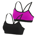 Augusta Sportswear 2416 Girls Encore Reversible Sports Bra