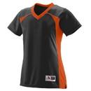 Augusta Sportswear 263 Girls Victor Replica Jersey