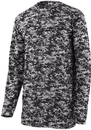 Augusta Sportswear 2788 Digi Camo Wicking Long Sleeve T-Shirt