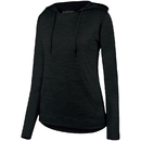 Augusta Sportswear 2907 Ladies Shadow Tonal Heather Hoodie