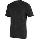 Augusta Sportswear 2950 Intensify Black Heather Training Tee
