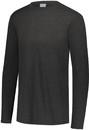 Augusta Sportswear 3075 Tri-Blend Long Sleeve Crew