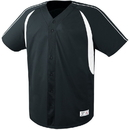 High Five 312080 Adult Impact Full-Button Jersey