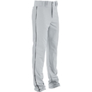 High Five 315080 Adult Piped Double Knit Baseball Pant
