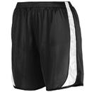 Augusta Sportswear 327 Wicking Track Short With Side Insert