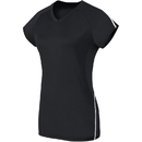 High Five 342172 Ladies Short Sleeve Solid Jersey