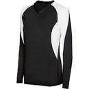 High Five 342182 Ladies Long Sleeve Court Jersey