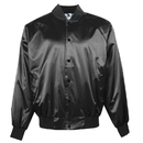 Augusta Sportswear 3600 Satin Baseball Jacket/Solid Trim