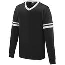 Augusta Sportswear 373 Youth Long Sleeve Stripe Jersey