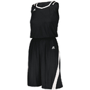 Russell Athletic 3B2X2X Ladies Athletic Cut Short