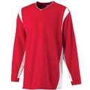 Augusta Sportswear 4600 Wicking Long Sleeve Warmup Shirt