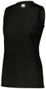 Augusta Sportswear 4795 Girls Sleeveless Wicking Attain Jersey