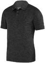 Augusta Sportswear 5408 Intensify Black Heather Polo