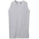 Augusta Sportswear 557 Girls Sleeveless V-Neck Poly/Cotton Jersey