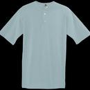Augusta Sportswear 580 Two-Button Baseball Jersey
