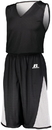 Russell 5R5DLB Youth Undivided Single Ply Reversible Jersey